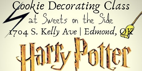 Harry Potter Cookie Decorating Class (adults) tickets