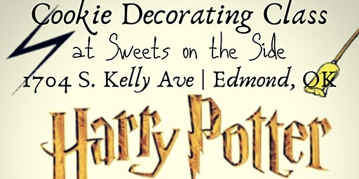 Harry Potter Cookie Decorating Class (adults)