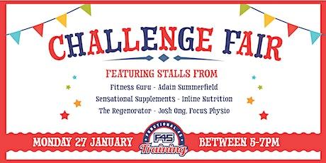 Challenge Fair tickets