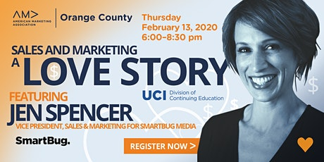 AMA OC Speaker Event: Create a Marketing & Sales Love Story tickets