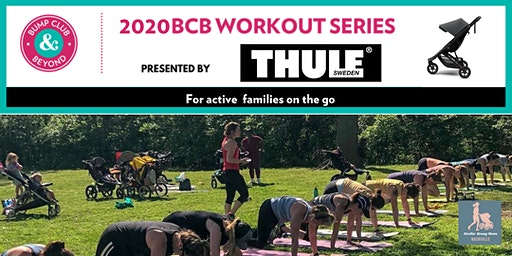 FREE BCB Workout with Stroller Strong Moms Nashville Presented by Thule! (Nashville, TN)