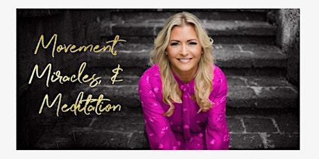 lululemon x Brenda Brummond presents: Movement, Miracles, & Meditation Pt. 1 tickets