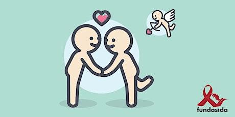 Charla: El amor en las relaciones de pareja entradas