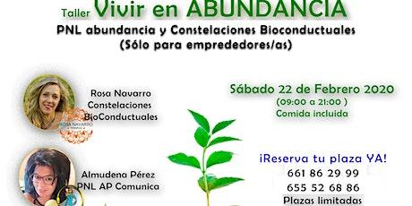 Taller Abundancia,  Energía del Dinero. Sólo empresarios/as entradas