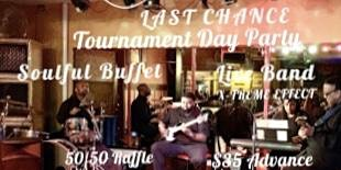 Leap to the Last Chance Tournament Day Party