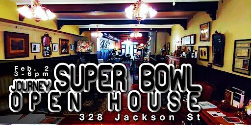 Journey Super Bowl Open House