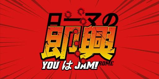 Global Game Jam Roma 2020