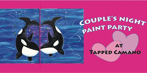 Couple's Night Paint Party