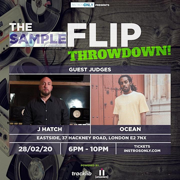 The Sample Flip Throwdown image