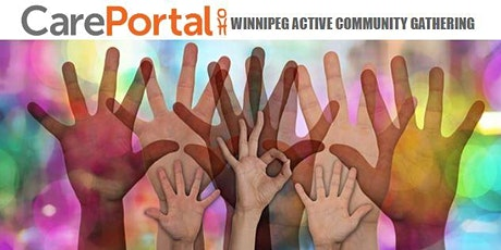 CarePortal - Active Community Gathering tickets