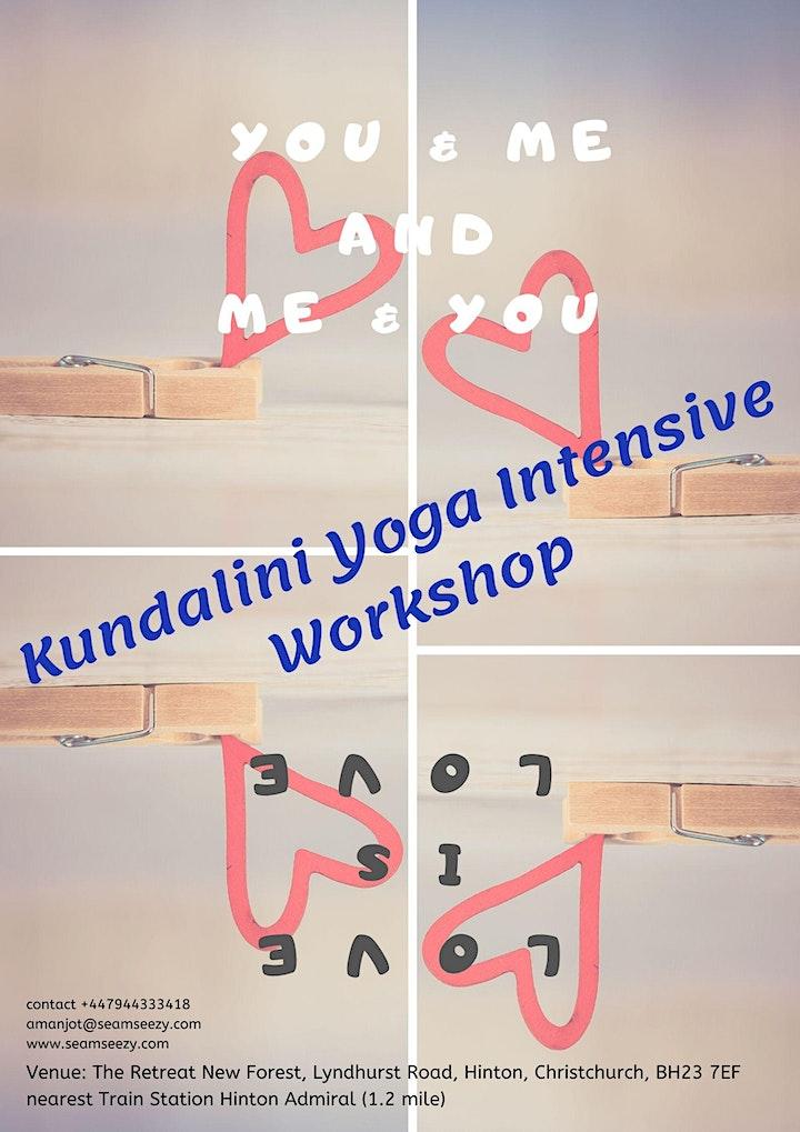 Kundalini Yoga Intensive Workshop image