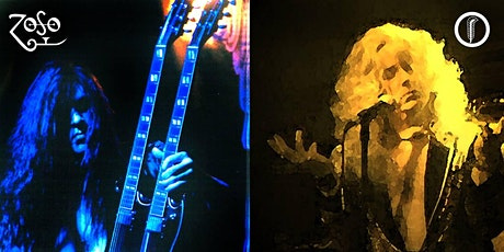 Kashmir a Led Zeppelin Show at the Park Theatre @ Park Theatre tickets