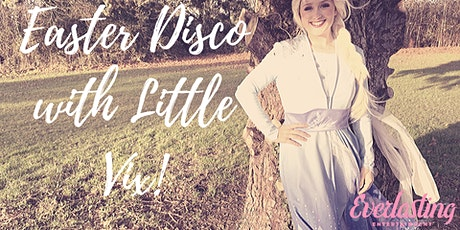 Easter Disco with Little Vix and the Snow Queen! tickets