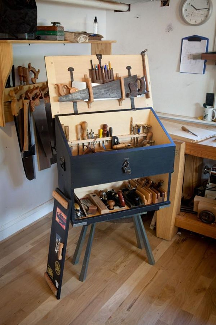 Dutch Tool Chest Build by Christopher Schwarz image