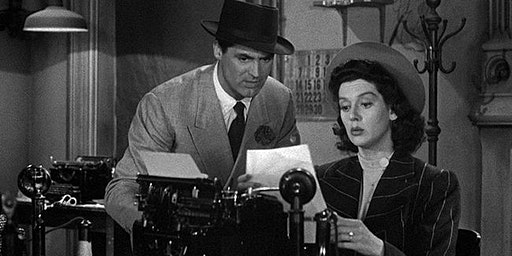 His Girl Friday (1940) | Free Valentine's Screening