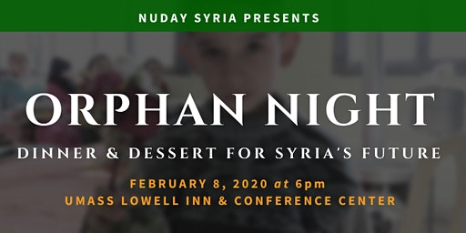 Orphan Night with NuDay Syria