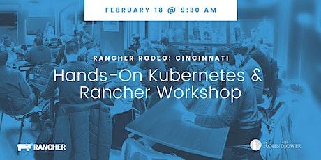 Rancher Rodeo Cincinnati tickets