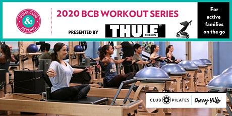 FREE BCB Workout with Club Pilates Cherry Hills Presented by Thule! (Englewood, CO) tickets