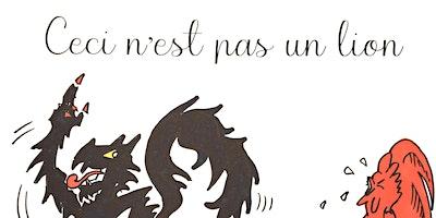 CECI N'EST PAS UN LION... à Wezembeek-Oppem