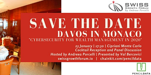 Swiss Growth Forum Davos in Monaco Conference 2020