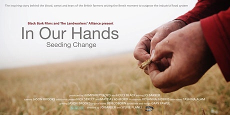 ''Seeds of Change'' Food and Film Night tickets