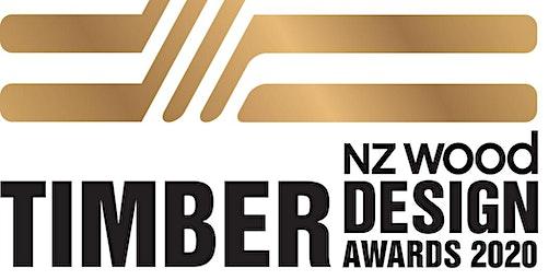 NZ Wood Resene Timber Design Gala Awards Dinner 2020