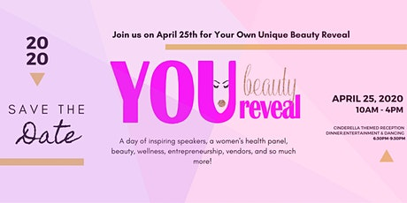 You Beauty Reveal Symposium tickets