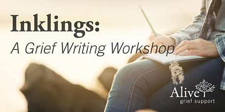 Inklings: A Grief Writing Workshop tickets