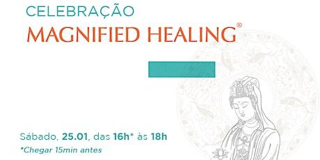 Celebração Magnified Healing® ingressos
