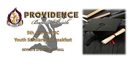 5th Annual PBC Youth Scholarship Breakfast tickets