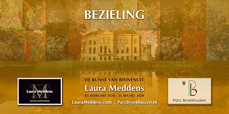 BEZIELING: De kunst van binnenuit Laura Meddens. Opening receptie tickets
