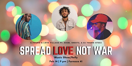 Spread Love Not War
