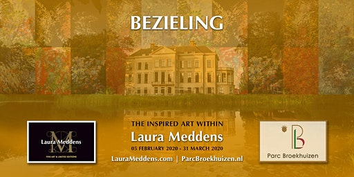 BEZIELING: The Inspired Art Within Laura Meddens | Opening Reception