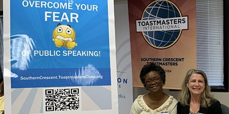 Speaking Adventures-Southern Crescent Toastmasters-Everyone Welcome!  tickets