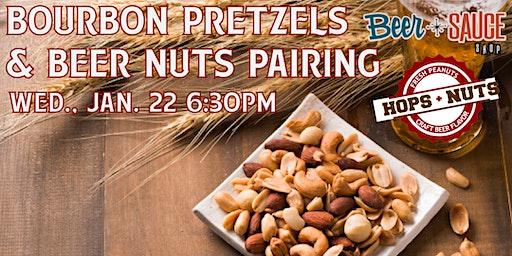 Bourbon Pretzels & Beer Nuts Pairing