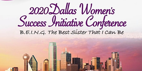2020 Dallas Women's Success Initiative Conference tickets
