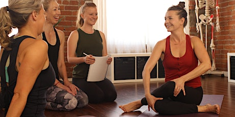Yoga Therapy Info Session tickets