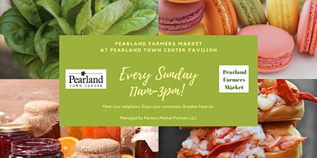 Pearland Farmers Market tickets