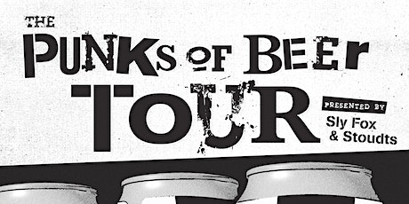 The Punks of Beer Tour: Big Green Limousine & Urinal Cake tickets
