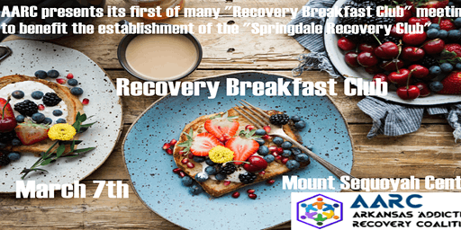 NWA Recovery Breakfast Club