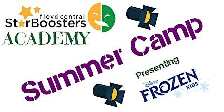 Star Booster Academy Summer Camp tickets