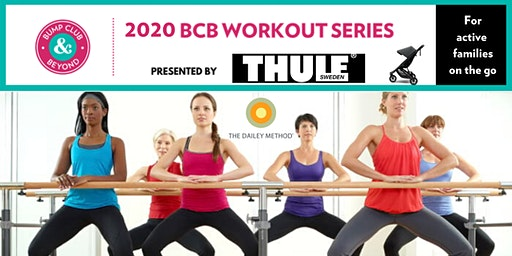 FREE BCB Workout Dailey Method Presented by Thule! (Vernon Hills, IL)
