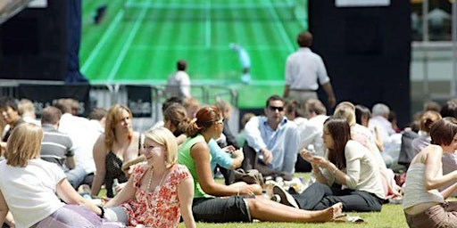 Australian Open Live on the Lawn