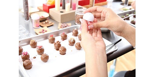 Make Your Own Exquisite Chocolate Truffle (02-21-2020 starts at 5:00 PM)