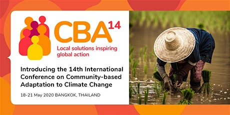 CBA14: Local solutions inspiring global action tickets