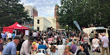 Launceston Night Market with UTASLife tickets