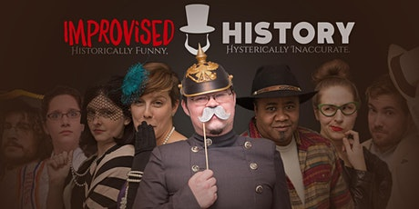 Improvised History: Welcome to the 20's tickets