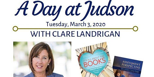 A Day at Judson with Clare Landrigan