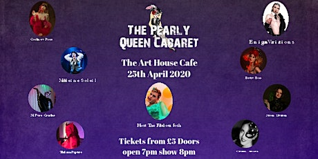 The Pearly Queen Cabaret tickets