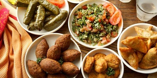 Lebanese Cooking with Selma